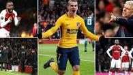 Phung phí cơ hội, Arsenal để Atletico cầm hòa tai hại trên sân Emirates