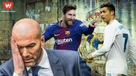 """Kịch bản khó tin cho cuộc đua Real - Barca nếu La Liga... """"sửa luật"""""""