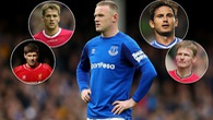Video: Choáng với kỷ lục... đá trượt 11m ở giải Ngoại hạng Anh của Rooney