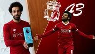 Mo Salah có thể phá thêm kỷ lục nào trong phần còn lại mùa giải?