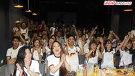 Chùm ảnh: Hội CĐV tuyển Đức ăn mừng tưng bừng giữa lòng Sài Gòn