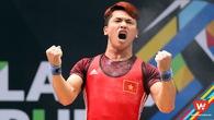 """Phút """"điên rồ"""" đi vào lịch sử SEA Games của lực sỹ Trịnh Văn Vinh"""