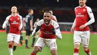 Arsenal bắn nát CSKA Moscow, rộng đường vào BK Europa League