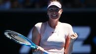 """""""Búp bê"""" Maria Sharapova chạy đà cho mục tiêu vô địch Wimbledon"""