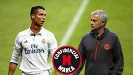 Chuyển nhượng ngày 25/1: Mourinho giải thích vụ Ronaldo trở lại MU