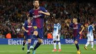 Khởi đầu tốt nhất lịch sử báo hiệu chức vô địch cho Barcelona?