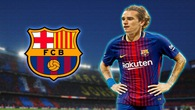 Tin bóng đá ngày 14/11: Barca đạt được thỏa thuận mua Griezmann