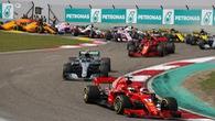"""China GP: Xe an toàn khiến Sebatian Vettel """"ôm hận""""?"""