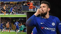 Video: Đại thắng ở FA Cup, Chelsea sẵn sàng đọ súng với Barca