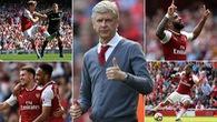 Video: Lacazette lập cú đúp giúp Arsenal nhấn chìm West Ham