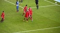 """Lewandowski """"cứu rỗi"""" Bayern Munich khỏi trận thua trên sân Hertha Berlin"""