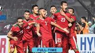 Thắng ngược Thái Lan, Indonesia giành lợi thế trước trận CK lượt về AFF Cup 2016