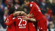Video Bundesliga: Bayern Munich 3-1 Hannover 96