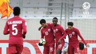 Video kết quả: Thắng U23 Hàn Quốc, Qatar giành hạng Ba U23 châu Á