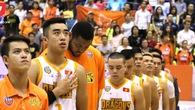 Video: Thắng HCMC Wings, DN Dragons lên ngôi vô địch VBA 2016