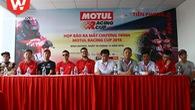 Khai mạc giải đua xe Bình Dương 2016