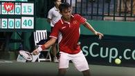 Vietnam Open 2017: Lý Hoàng Nam ra quân gặp tay vợt từng 4 lần dự Grand Slam
