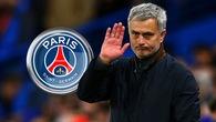 """""""Hò hẹn"""" với PSG, Mourinho sẽ bỏ rơi Man Utd?"""