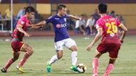 Trực tiếp bóng đá: Hà Nội FC - Sài Gòn FC