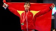 ƯCV hạng mục VĐV nữ của năm - Cúp chiến thắng 2017: Trương Thị Kim Tuyền
