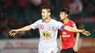 Công Phượng, Minh Vương lọt vào ĐHTB vòng 24 V.League 2017