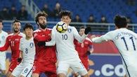 Video: Hòa U23 Syria, U23 Hàn Quốc có nguy cơ bị loại khỏi VCK U23 châu Á