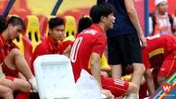 Công Phượng tập tễnh, Duy Mạnh chấn thương sau trận thắng U22 Campuchia