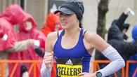 Ngả mũ với công chức, y tá đăng quang Boston Marathon 2018
