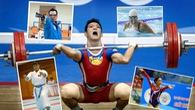 """Hôm nay, khởi tranh ASIAD 2014: 5 """"mũi tên Vàng"""" của thể thao Việt Nam"""