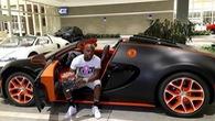 Chiêm ngưỡng chiếc xe giá 3,5 triệu đôla của 'độc cô cầu bại' Floyd Mayweather