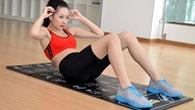 5 bài tập giúp giảm mỡ bụng