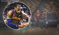 """Đến sớm 10 tiếng tập ném một mình, LeBron vẫn không gánh nổi một Cavaliers quá """"tạ"""""""