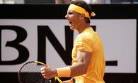 Vòng 3 ATP Italian Open: Nadal và Djokovic nhẹ nhàng vào tứ kết