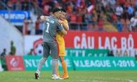 """HLV Trần Minh Chiến: """"Tiền đạo B.Bình Dương chỉ thua mỗi Văn Lâm"""""""