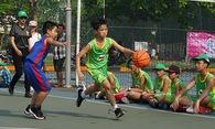 Rộn ràng Festival bóng rổ trường học TPHCM