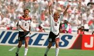 Video 50 bàn đẹp nhất lịch sử World Cup: Pha vô-lê ngẫu hứng của Klinsmann