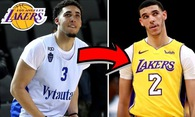 Tin NBA 28/03: Nếu Lakers không chọn LiAngelo, Lonzo Ball sẽ rời khỏi đội