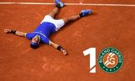 """Infographic: """"Vua"""" Nadal và những con số vĩ đại"""