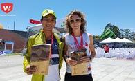 Trần Duy Quang vô địch siêu marathon 70km giữa rừng thông Đà Lạt