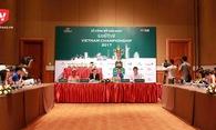Công bố giải golf Chervo Vietnam Championship 2017