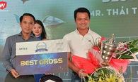 Golfer Thái Trung Hiếu tiếp tục vô địch giải Artex Golf Tournament 2017