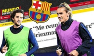 """Barcelona bán gấp """"bom tấn"""" để đưa về 2 ngôi sao mới"""