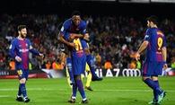 """Barca và cơ hội khiến Real """"ngửi khói"""" xa nhất trong lịch sử Liga"""