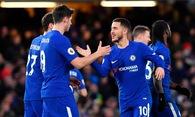 Thống kê đáng kinh ngạc của Hazard giúp Chelsea thắng lớn