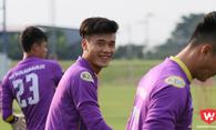 Muôn hình vạn trạng kiểu đón Tết của tuyển thủ U23 Việt Nam