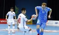 Ông Trần Anh Tú: Futsal thua Uzbekistan không phải chuyện quá lạ