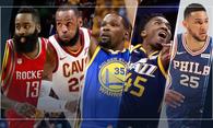 Đội hình tiêu biểu vòng 1 NBA Playoffs 2018