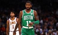 Trên vai Kyrie Irving là trọng trách to lớn chèo lái con thuyền Boston Celtics