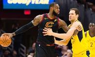 Pacers cần phải nhập cuộc sớm, LeBron cô đơn gánh Cavaliers?