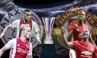"""Chung kết Europa League 2017: Man Utd và Ajax ai """"nặng"""" hơn trên bàn cân?"""